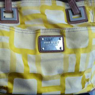 original nine west tote bag