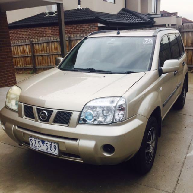 2004 Nissan X-Trail 258000 Kms
