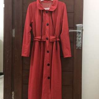 Long Coat Outer Gamis