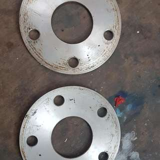5mm Thick Wheel Spacers For TOYOTA