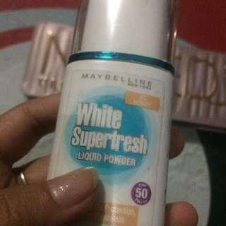 Maybeline White Superfresh