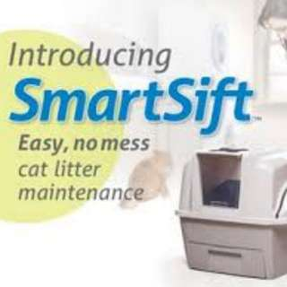 Catit Smartsift Cat Litter Box Cat litter Tray Free Delivery