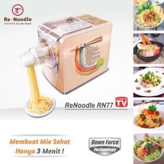 ReNoodle Noodle Maker Mesin Pembuat Mie