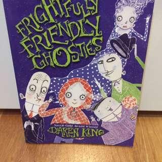 Frightfully Friendly Ghosts