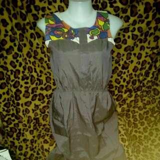 Long Detailed Dress