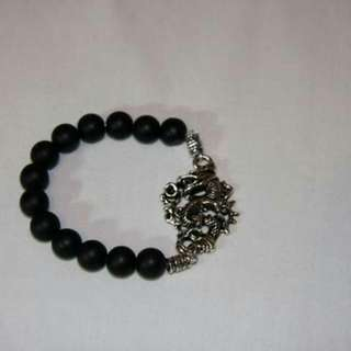 Black Dragon Bracelet's