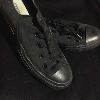 Converse Black All Star