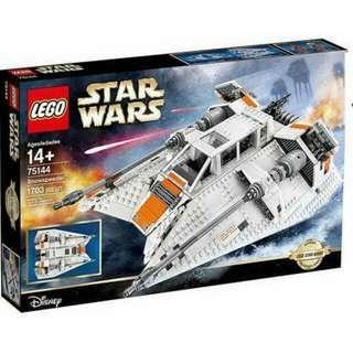 QQBricks LEGO 75144 UCS Snowspeeder