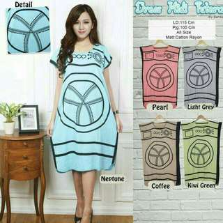 Daster Dress Casual