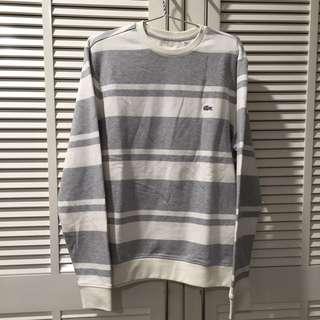 BN Authentic Lacoste Sweater Pullover