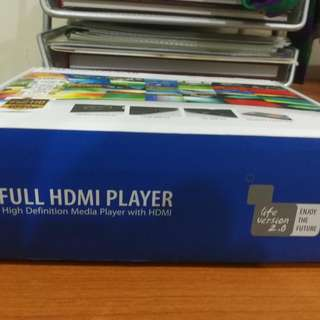 Full HD Media Player