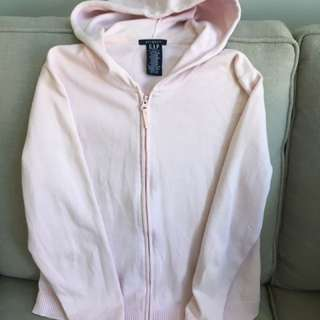 Gap Hooded Cardigan Size M
