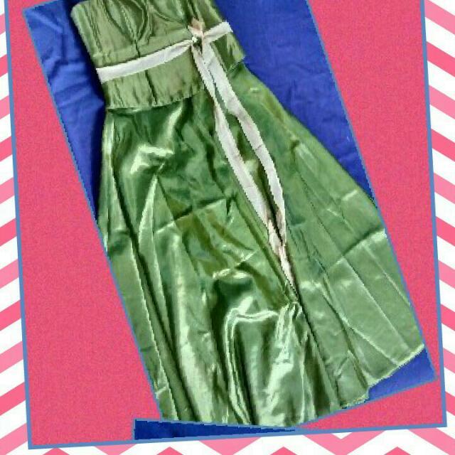 2 Pcs Tube Gown