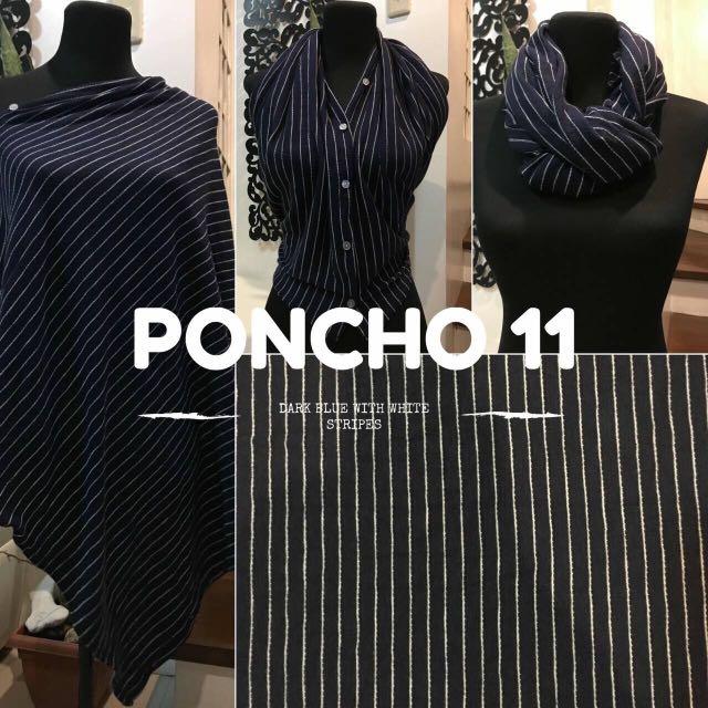 5-in-1 Multi Use Nursing Poncho