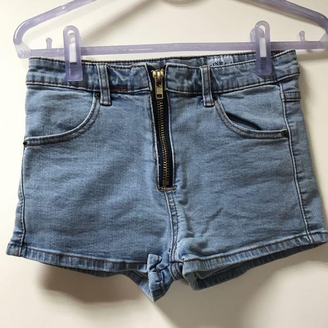 休閒短褲.牛仔短褲