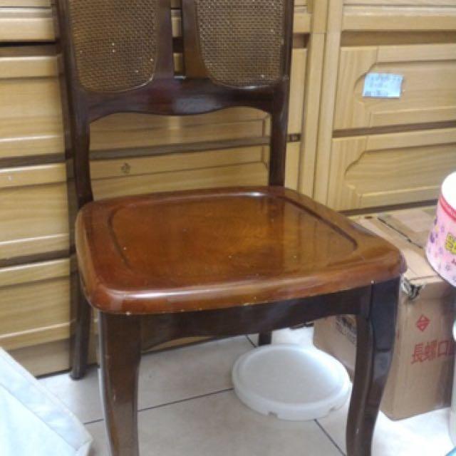#我要賣傢俱 實木木椅