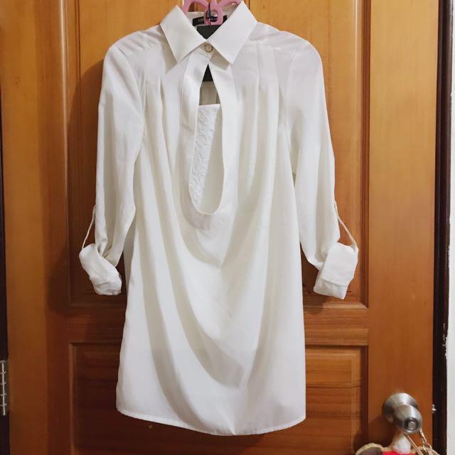日貨 Ceil Mcbee二件式襯衫組