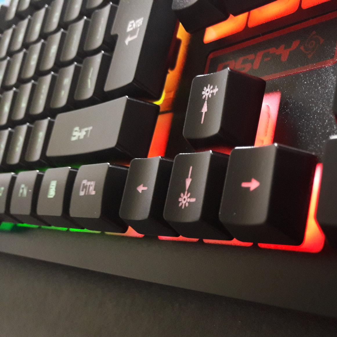 🆒 PSFY K-13 RGB Spectrum Gaming Keyboard