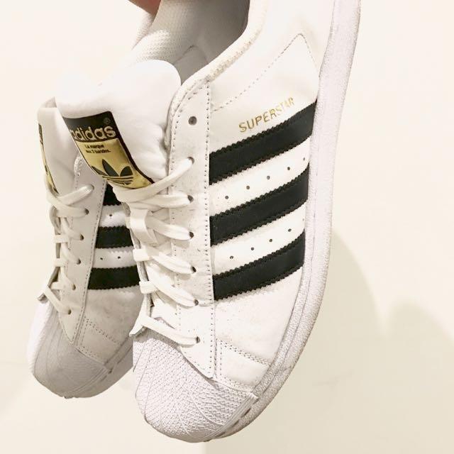 Mens Adidas superstar