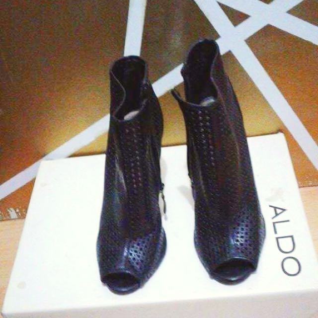 (Repriced)Aldo Ankle Boots