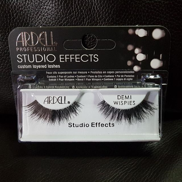 bb1021a0673 Last 4 Pairs Instock. ARDELL Studio Effects Custom Layered Lashes ...