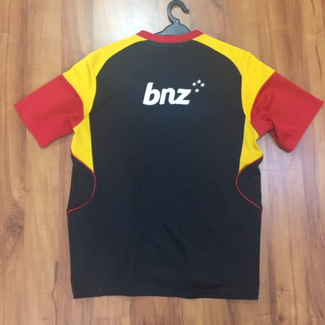Waikato Chiefs Rugby Trikot Home 201112 von Adidas