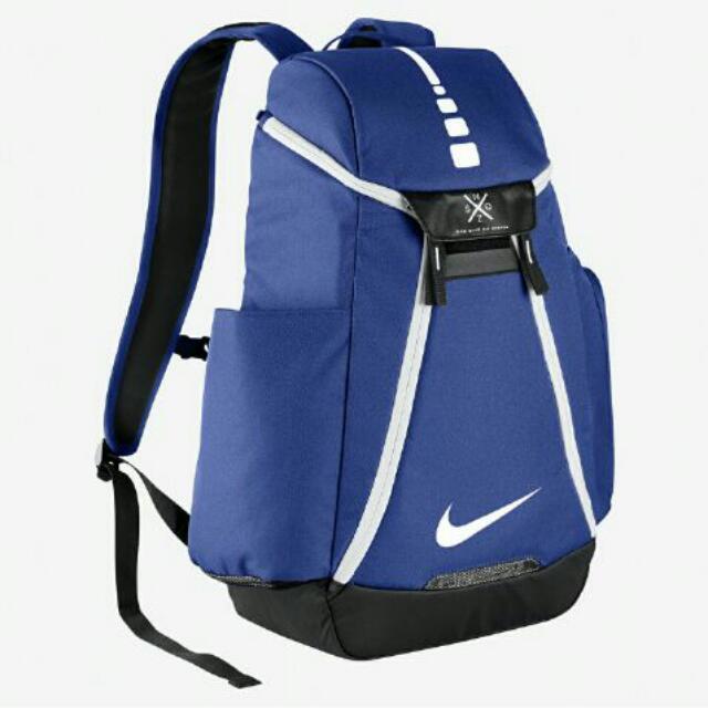 174593cd4597 Authentic Nike Hoops Elite Max Air Backpack