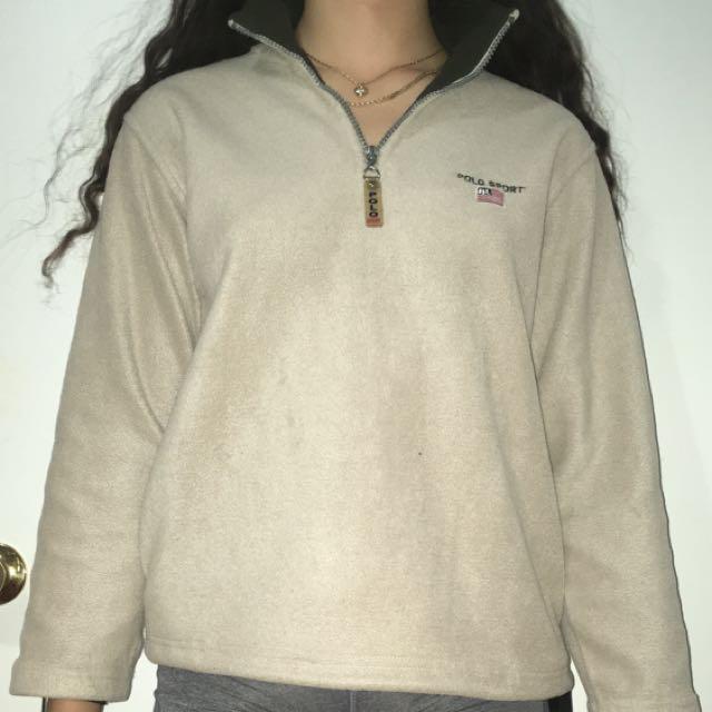 authentic polo ralph lauren sport sweater
