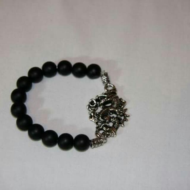 Black Dragon Bracelet's