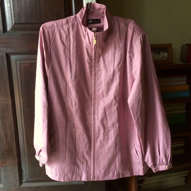 Blush Pink Warm Jacket