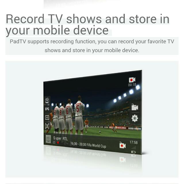 New Stock Arrived-BNIB DVB-T2 micro USB TV tuner Geniatech