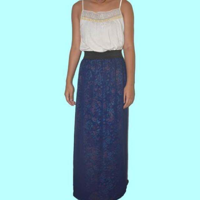 Break My Style Maxi Skirt