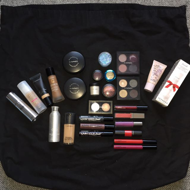Bulk Mac Sephora makeup