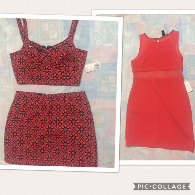 Bundle Forever21 Dresses