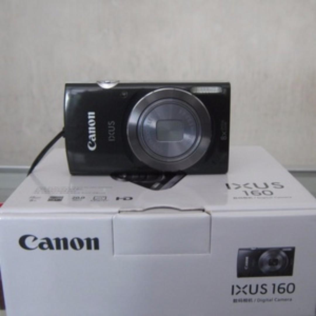 Camera Canon Ixus 160 Black