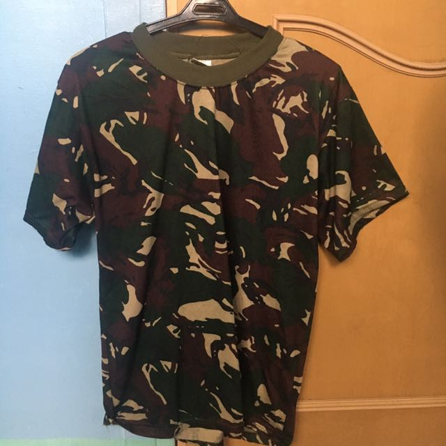 Camouflage Shirt (S)