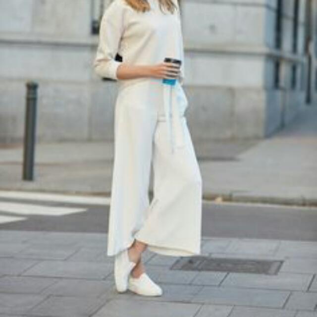 Cari Celana Kulot/Bahan Katun Panjang