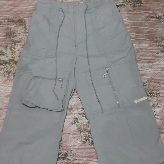 Celana Cargo 7/8 Triset
