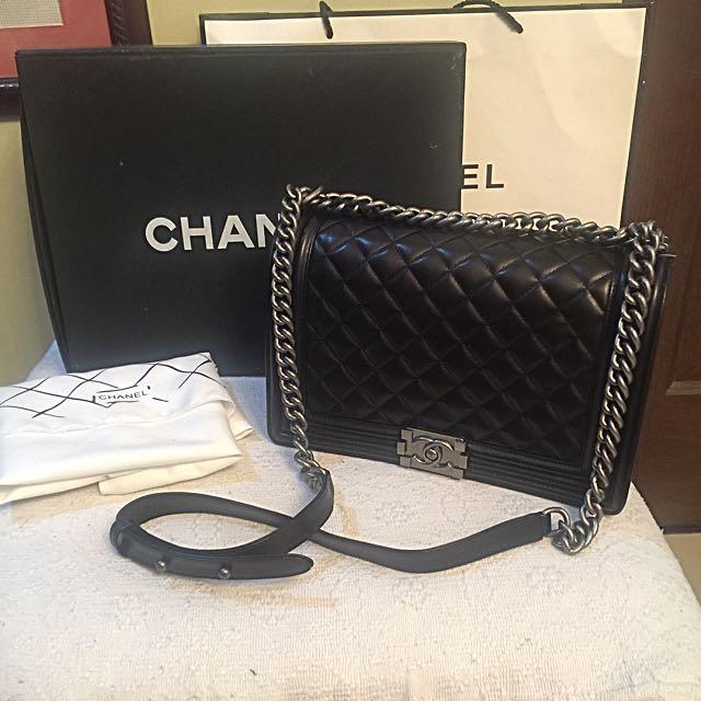 Chanel Le Boy bag