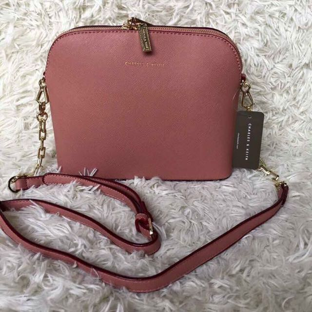 CHARLES & KEITH DOME BAG