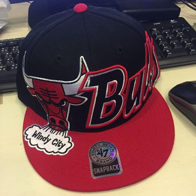 Chicago Bulls Hat 芝加哥公牛