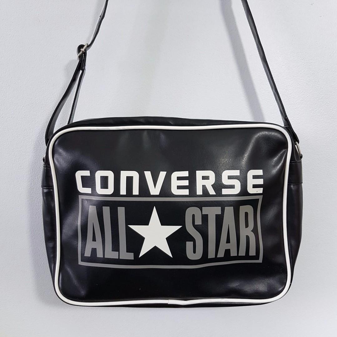 Converse All Star Shoulder Bag Messenger Bag da35652da9e26