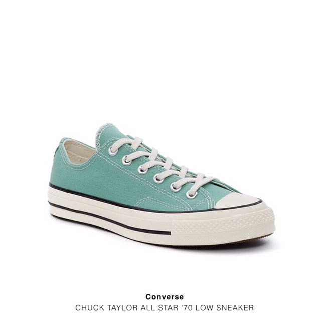 Converse CHUCK TAYLOR ALL STAR 1970 LOW SNEAKER 男女尺寸