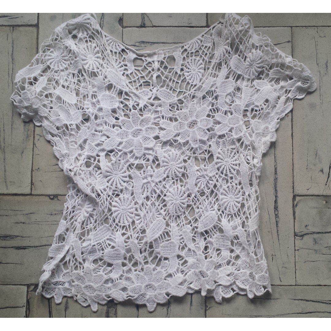 Couchette Flowery Blouse