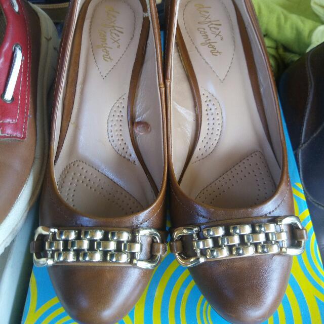 dexflex wedge w/ comfort sole