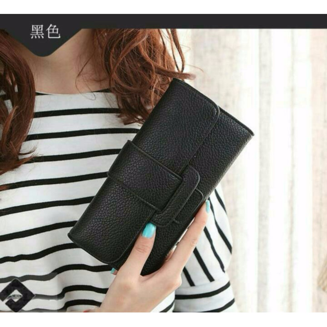 Dompet Import Wanita Simple Trendy Jessie Wallet Womens Fashion Bags Wallets On Carousell