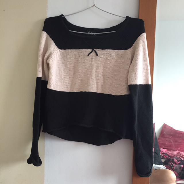 DOTTI knit sweater