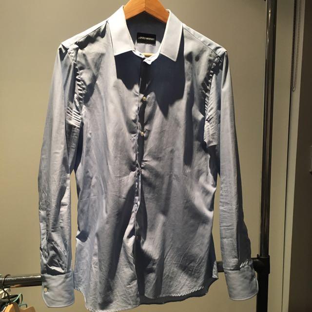 Emporio Armani Slim Fit Shirt