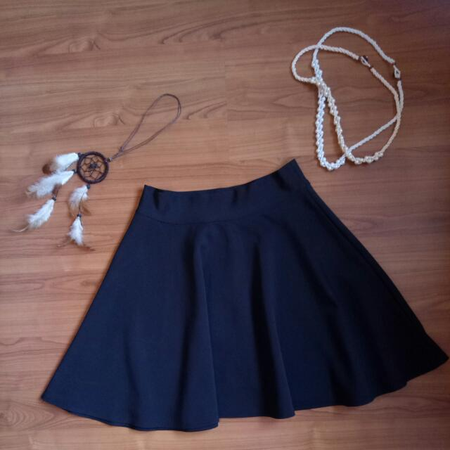 Flare Skirt - Rok Flare Good Condition