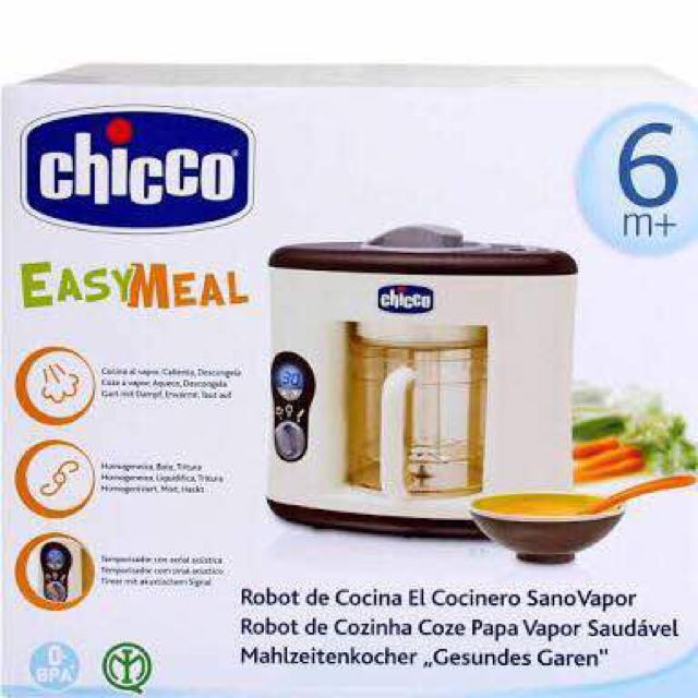 Food Processor Easy Meal Chicco